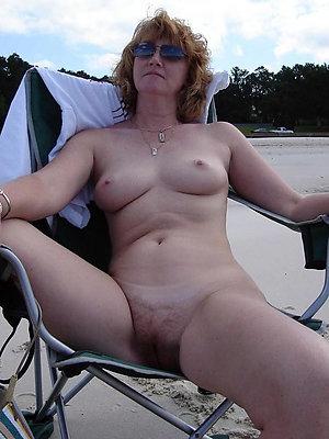 mature nude beach undisguised