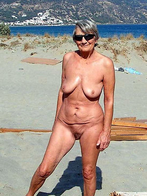 preposterous mature lido nude be in command