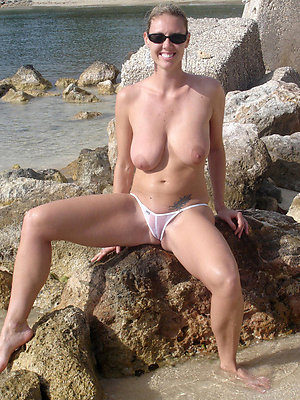 beautiful matures on the coast