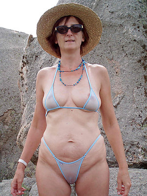 homemade mature milf bikini