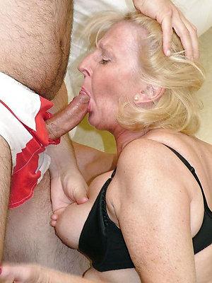 hotties mature non-professional blowjobs
