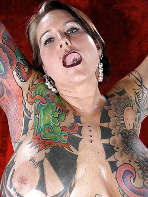 free pics of mature tattoos