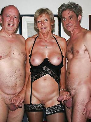fantastic mature threesomes pics