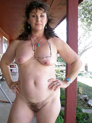 busty nude aloof mature pics
