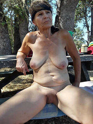 petite old mature women control things