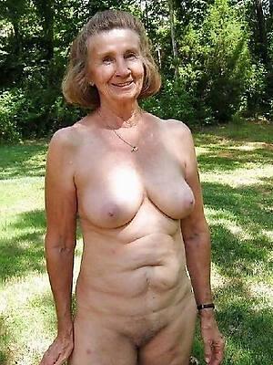Real older women naked