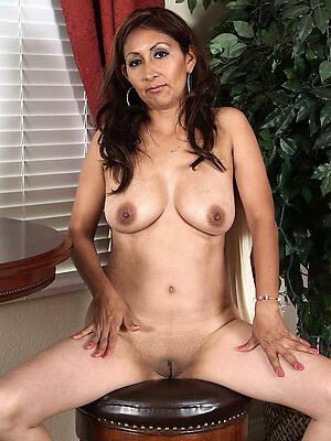busty mature latina stripped