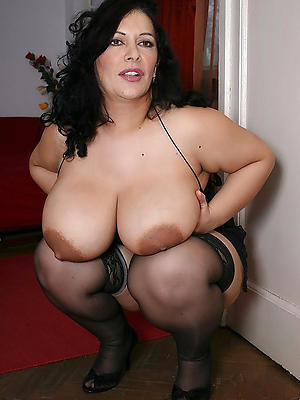 mature big tits hairy stripped