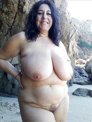 slutty chubby mature nude women
