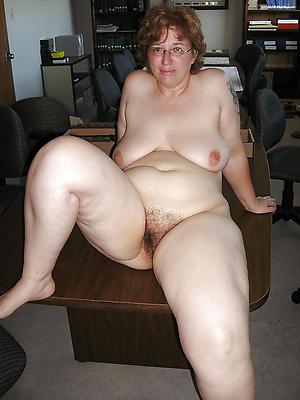 fold up chubby mature lay bare women