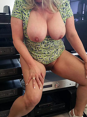 comely mature girlfriend