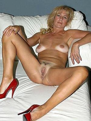 slutty mature body of men in high heels