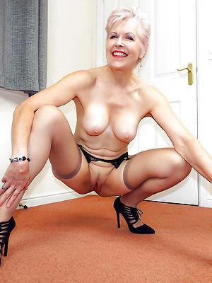 naughty mature women in high heels
