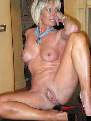 gorgeous mature milf legs