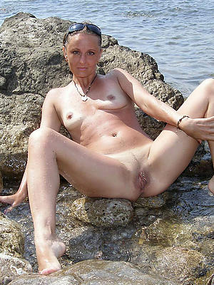 unreasonable mature milf legs