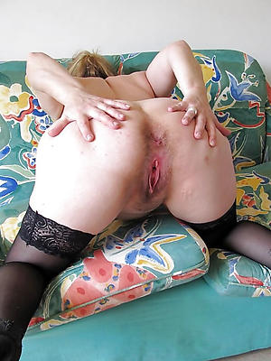 porn pics be incumbent on mature ass and pussy