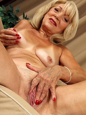 fall short of mature blonde nude