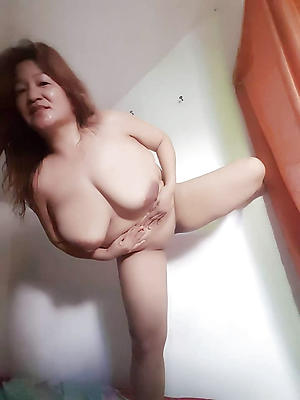nasty in one's birthday suit mature filipina porn pics