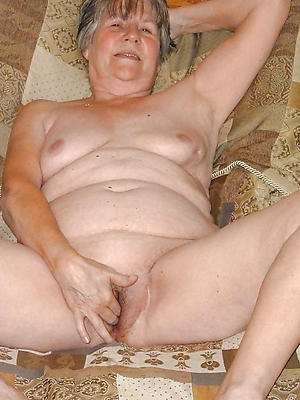 gorgeous homemade granny mating