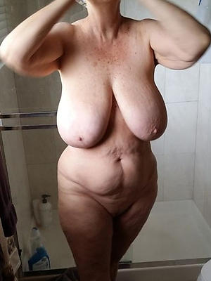 wonderful homemade granny pics