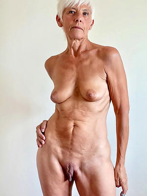 hideous homemade second-rate granny nude pics