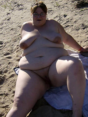 fantastic stark naked fat mature women porn pics