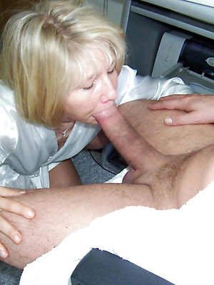 gorgeous mature tie the knot blowjobs