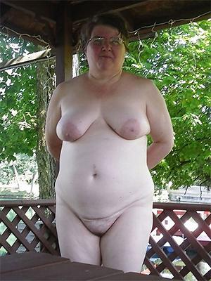 fantastic chubby mature porn pics