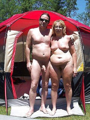 beautiful amateur mature couple