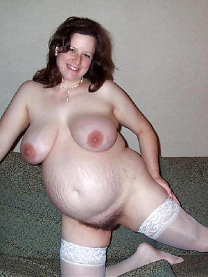 sexy mature pregnant pussy