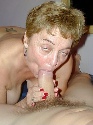 gorgeous mature mammy blowjob sex pics