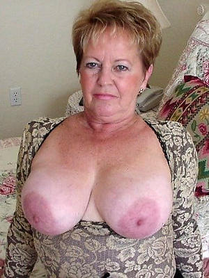 crazy mature mom boobs