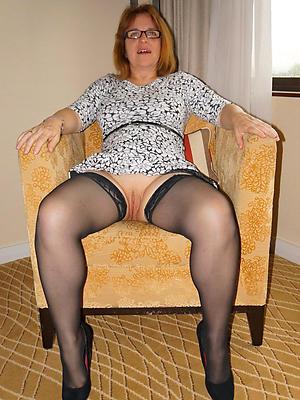 nylon matures posing nude