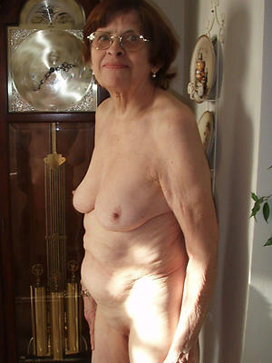 nasty naked old grandma homemade