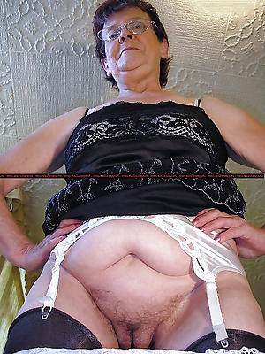 fantastic grandma is naked homemade pics