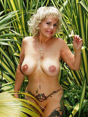 stupid real classic mature nude pics