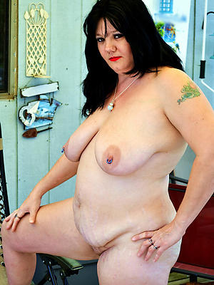 fat tit mature