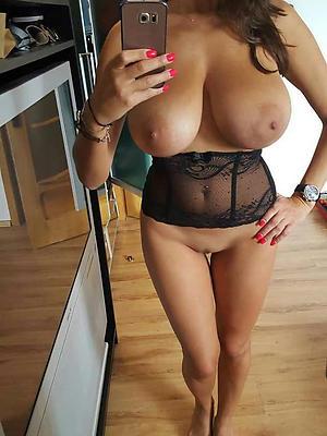 porn pics of nude mature selfshot mirror