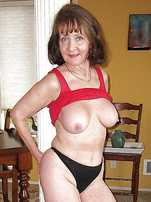 fantastic old lady pussy homemade porn
