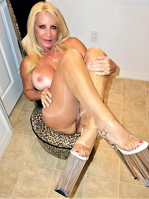 porn pics of mature in heels