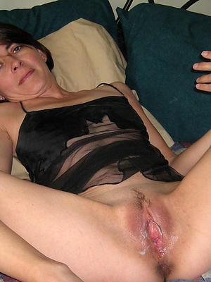beautiful mature creampie porn homemade