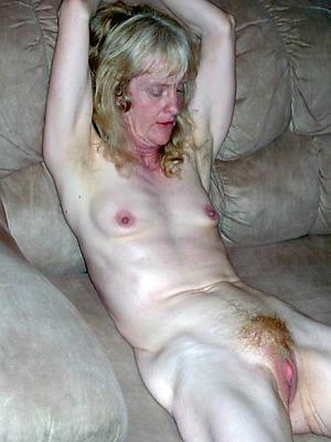 emaciated mature nude women posing