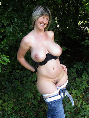 comely outdoor mature porn