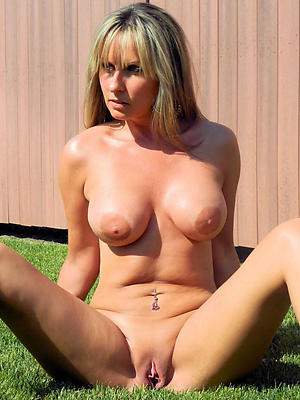 wonderful full-grown over 40 pussy porn pictures