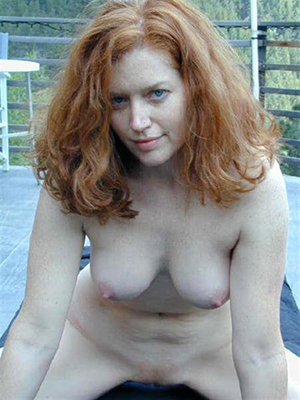 xxx mature redhead sex homemade