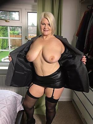 homemade adult older women stripped