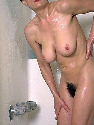 porn pics of milf mature women in shower