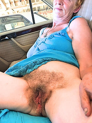 fantastic old lady pussy