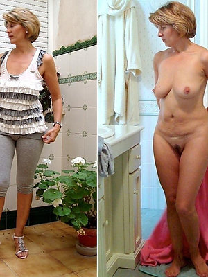 horny dressed undressed women