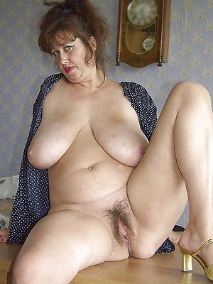 slutty broad in the beam hairy mature pictures